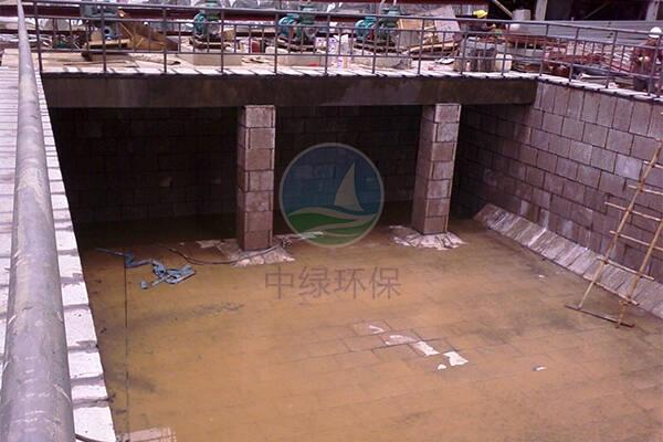 水池花岗岩防腐工程