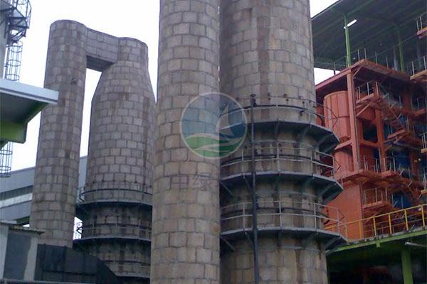 河南ZLSP型花岗岩水膜除尘器