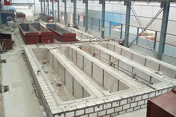 钢管酸洗槽工程